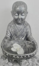 Load image into Gallery viewer, SHAOLIN MONK SEATED WITH BOWL