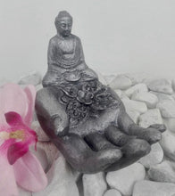 Load image into Gallery viewer, Buddha hand incense stick holder