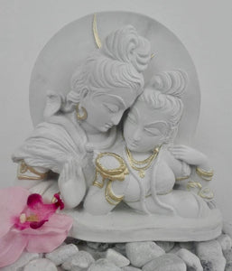 Shiv and Parvathi