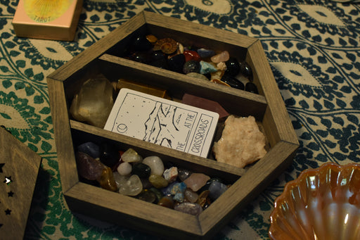 Storyteller Tarot Box
