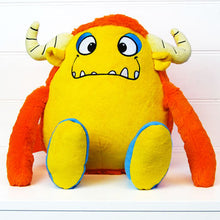 Load image into Gallery viewer, Personalized Cuddle Monster Soft Toy