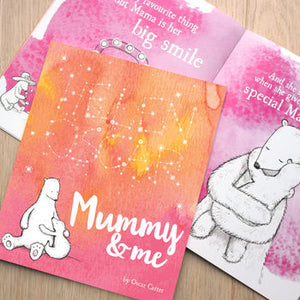 Personalized Mummy And Me Book