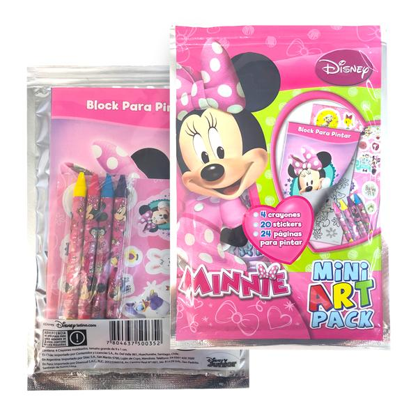 MINI  ART PACK MINNIE