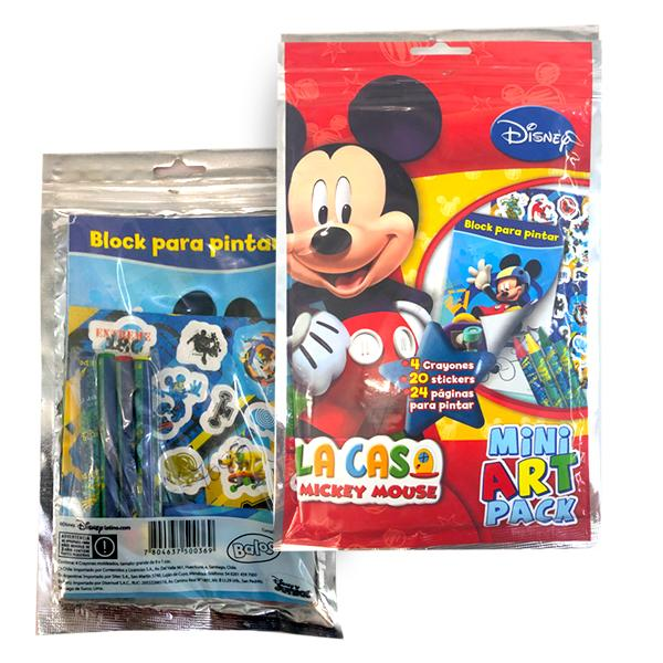 MINI ART PACK MICKEY