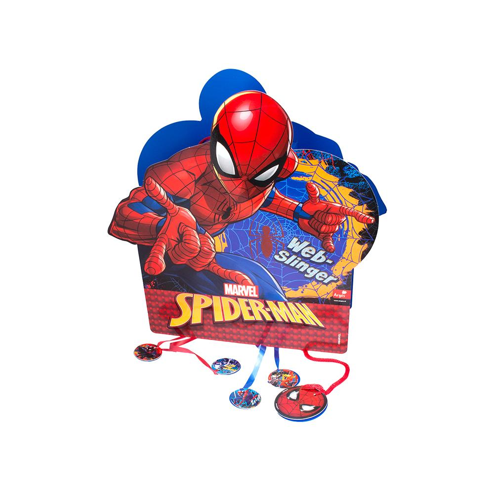 PIÑATA 3D SPIDERMAN