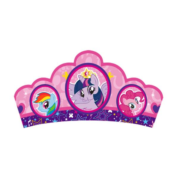 CORONA POP UP MY LITTLE PONY ARCOIRIS