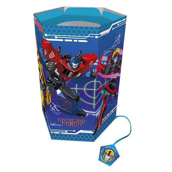 PIÑATA HEXAGONAL TRANSFORMERS