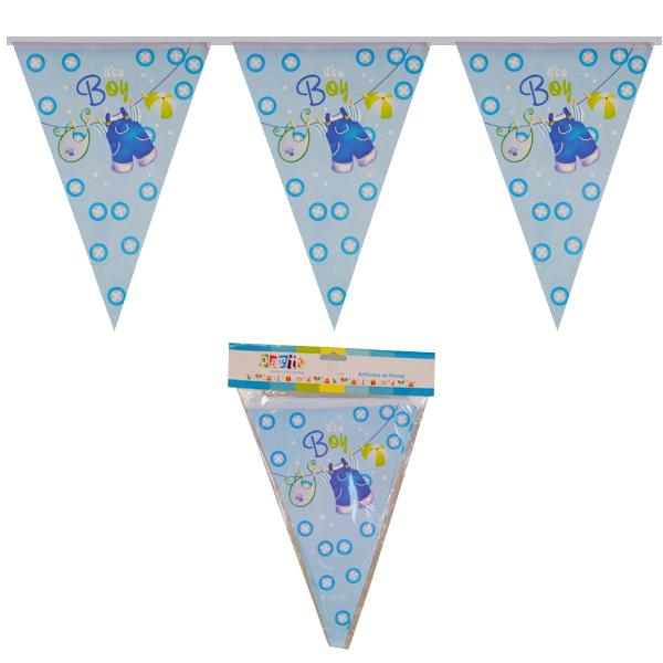 BANDERIN BABY SHOWER BOY