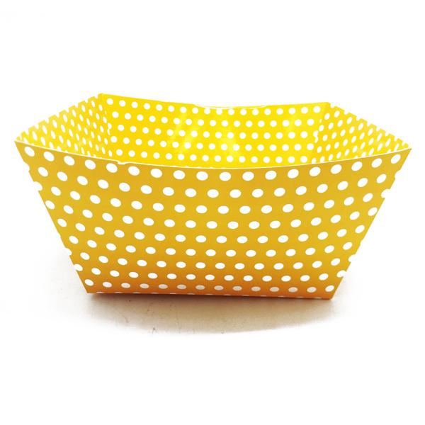 BOWL CARTON POLKA AMARILLO