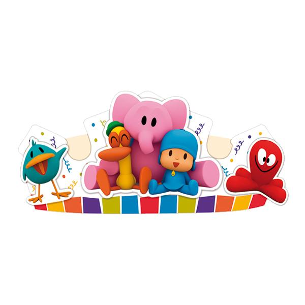 CORONA POP UP POCOYO
