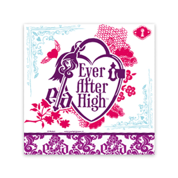 SERVILLETA EVER AFTER HIGH X 12