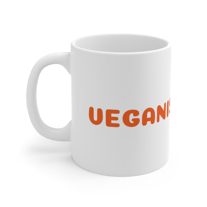 VEGANISH MUG - Knife N Spoon