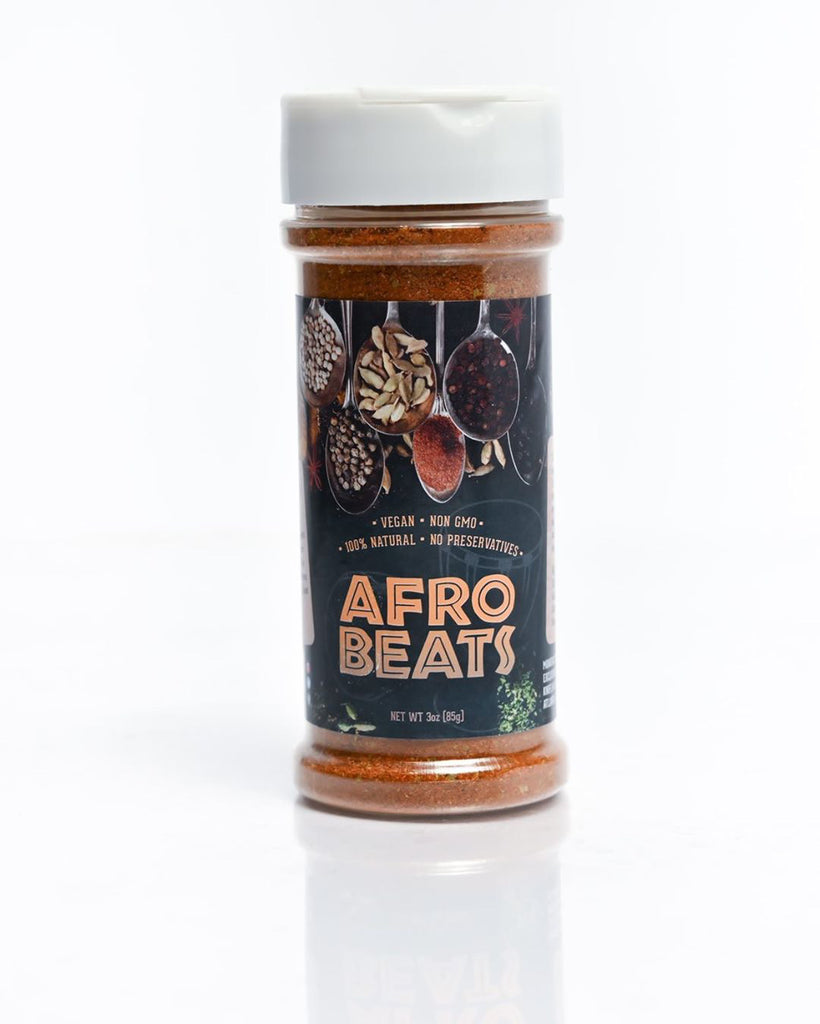 AFRO BEATS seasoning - CHEF ED HARRIS