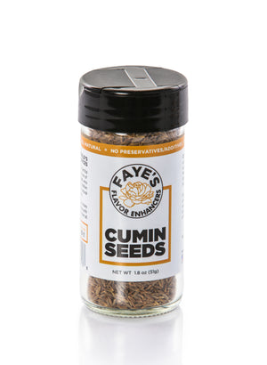 ALL NATURAL WHOLE CUMIN SEEDS - CHEF ED HARRIS