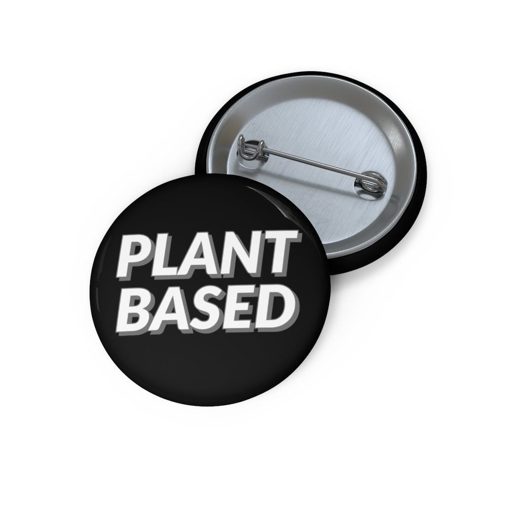 Plant Based Pin Buttons - CHEF ED HARRIS