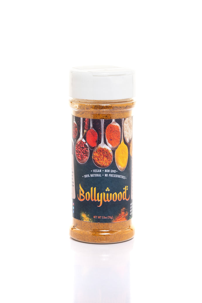 BOLLYWOOD seasoning - Knife N Spoon