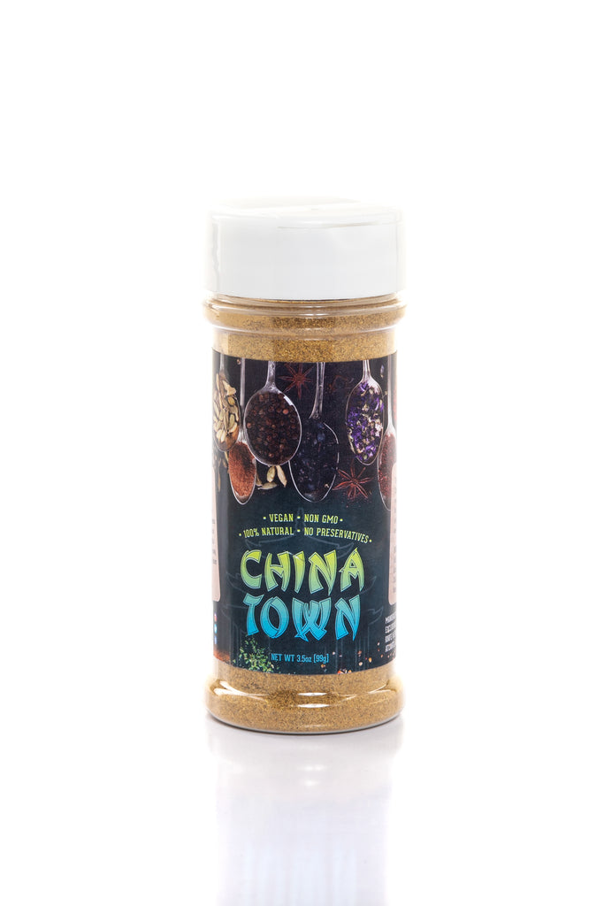 CHINATOWN seasoning - CHEF ED HARRIS