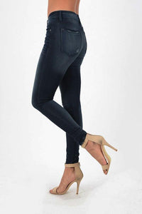 Judy Blue Dark Skinny PLUS