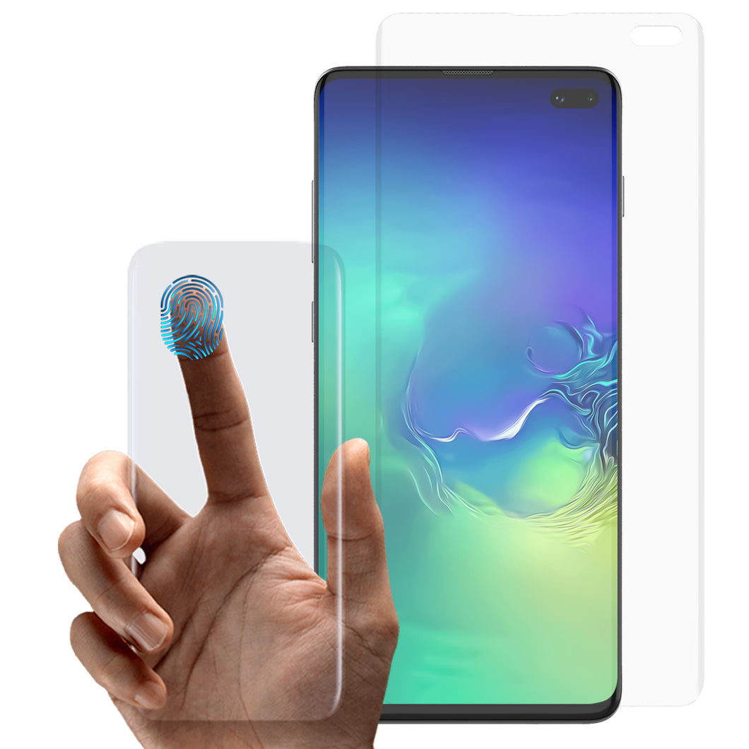 Screen Protector Solution | Patented Liquid Dispersion Tempered