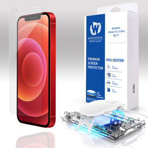 "iPhone 12 & 12 Pro Tempered Glass Screen Protector (6.1"")"