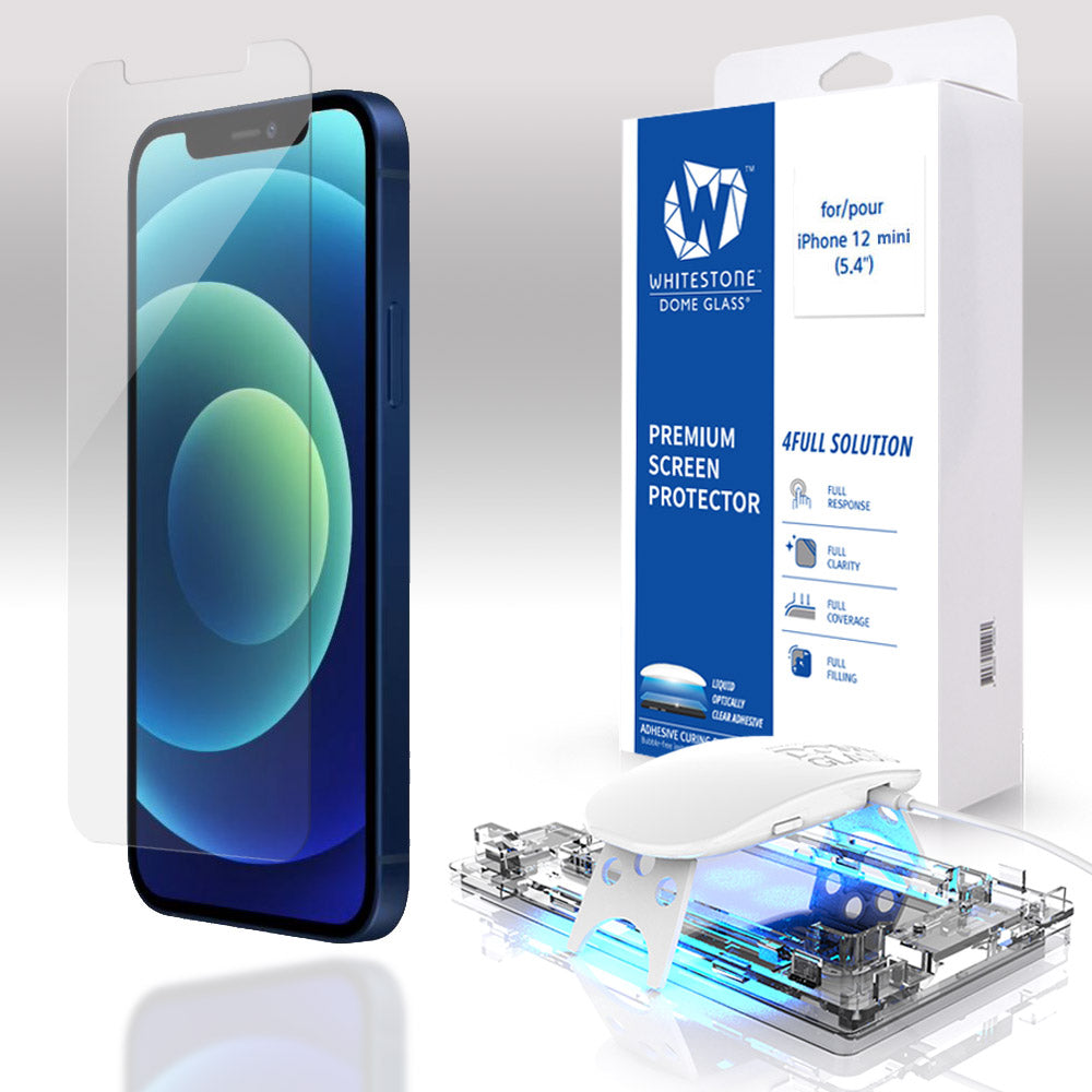 iPhone 12 mini Tempered Glass Screen Protector (5.4