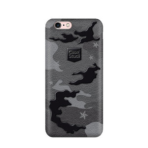 CaseStudi iPhone 6/6s Grey Camo CollectionPhone Case
