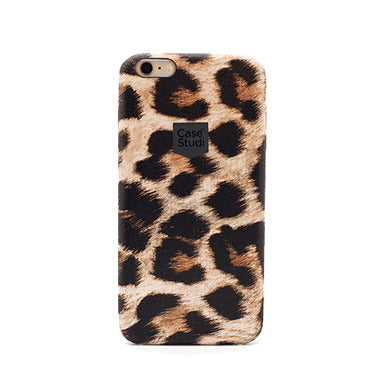 CaseStudi iPhone Leopard Print Phone Case for iPhone 6 & 7