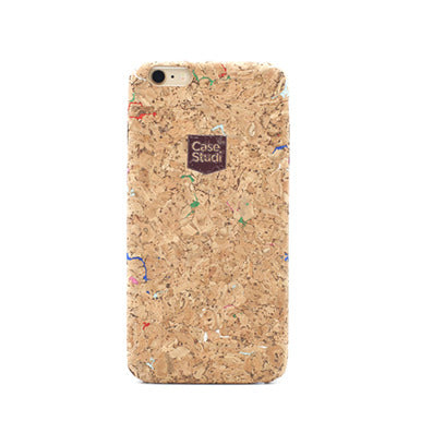 CaseStudi Corkwood Collection Mix Phone Case for iPhone 6 & 7 models