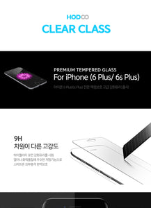 Hodoo Line iPhone 6/6s Plus Tempered Glass