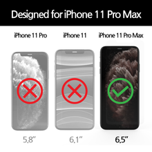 Load image into Gallery viewer, iPhone 11 Pro Max Tempered Glass Screen Protector