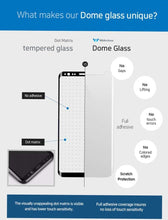 Load image into Gallery viewer, Google Pixel 2XL Dome Glass Tempered Glass Screen Protector