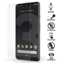 Load image into Gallery viewer, Google Pixel 3 Dome Glass Tempered Glass Screen Protector