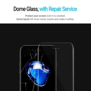iPhone 7 Plus / 8 Plus Dome Glass Tempered Glass Screen Protector