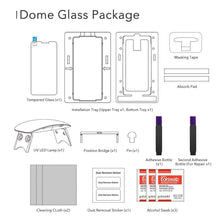 Load image into Gallery viewer, Galaxy S9 Plus Dome Glass Tempered Glass Screen Protector