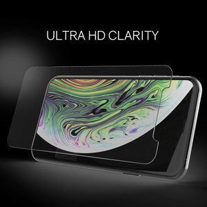 iPhone XS Dome Glass Tempered Glass Screen Protector