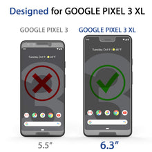 Load image into Gallery viewer, Google Pixel 3XL Dome Glass Tempered Glass Screen Protector