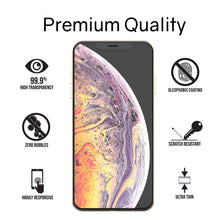 Load image into Gallery viewer, iPhone XS Max Dome Glass Tempered Glass Screen Protector
