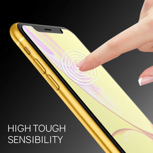 iPhone 11 / XR Dome Glass Tempered Glass Screen Protector
