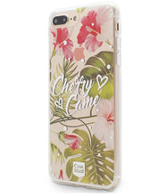 Load image into Gallery viewer, CaseStudi Prism Collection: Cherry Came Phone Case for iPhone 7 & 7 Plus