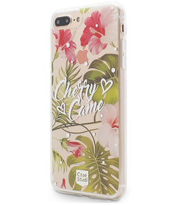 CaseStudi Prism Collection: Cherry Came Phone Case for iPhone 7 & 7 Plus