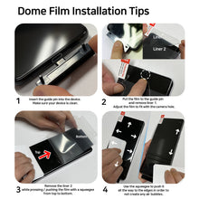 Load image into Gallery viewer, [Dome Premium Film] Galaxy S21 Ultra EPU Film Screen Protector with Glass Camera Protector - 5PACK