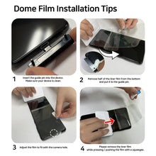 Load image into Gallery viewer, [Dome Premium Film] Galaxy S21 8H Film Screen Protector with Glass Camera Protector - 5PACK