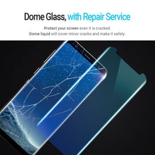 Load image into Gallery viewer, Vivo Nex A/S Dome Glass Tempered Glass Screen Protector