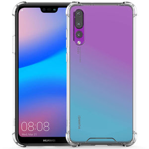 Huawei P20 Pro Dome Clear Case