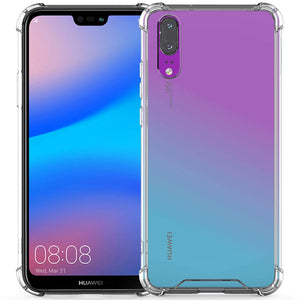 Huawei P20 Dome Clear Case