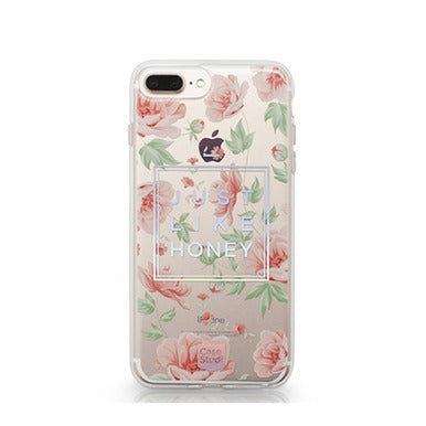 CaseStudi Prism Collection: Just Like Honey Phone Case for iPhone 7 & 7 Plus