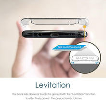 Load image into Gallery viewer, Galaxy Note 8 Dome Levitation Series Clear Case