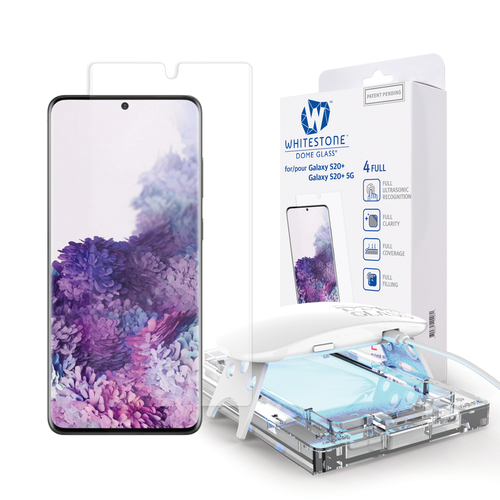 Galaxy S20 Plus / S20 Plus 5G Dome Glass Tempered Glass Screen Protector