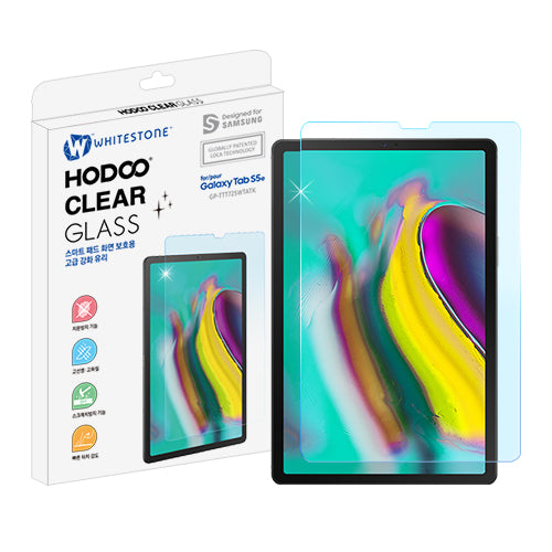Galaxy Tab S5e HODOO CLEAR Glass