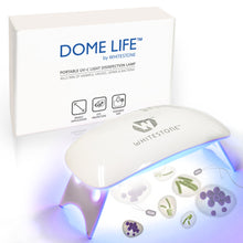 Load image into Gallery viewer, [DOME LIFE] UV-C sanitizer, Fast Germ Sterilizer & Kills up to 99.99% of Bacteria & Viruses. Useful with Dome glass by Whitestone